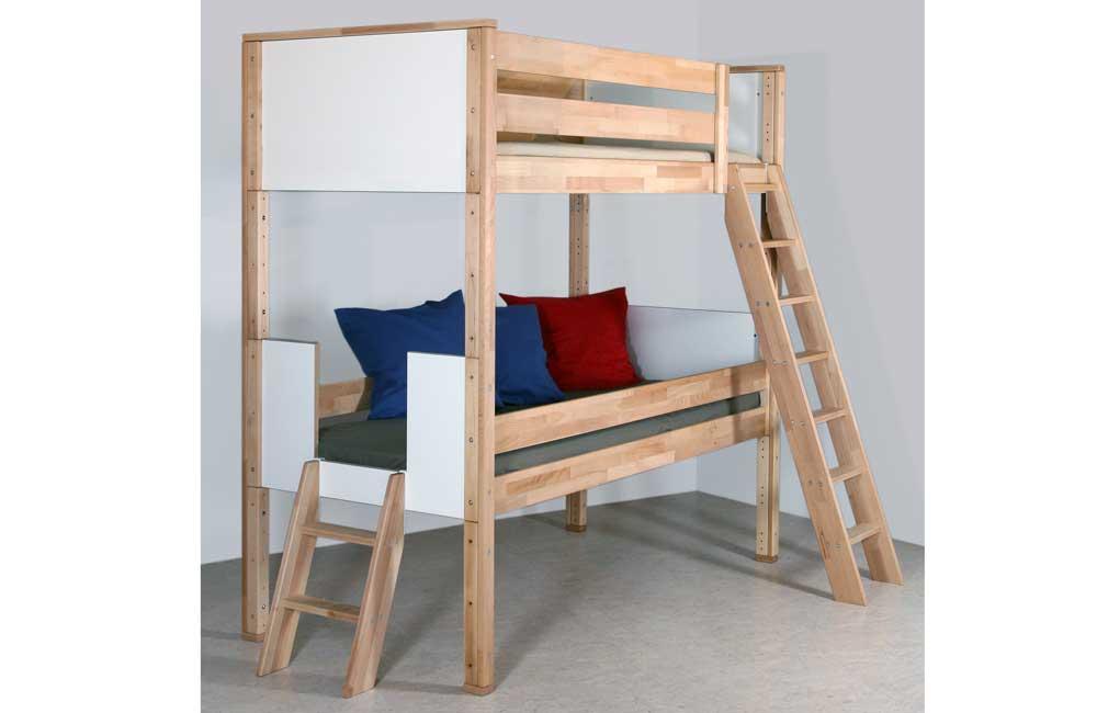 Etagenbett Groß : Etagenbettbett groß delite