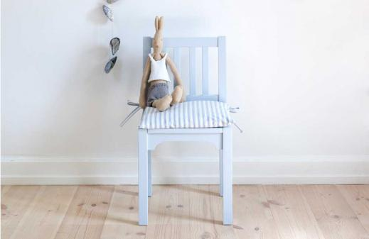 Oliver Furniture Kinderstuhl grau