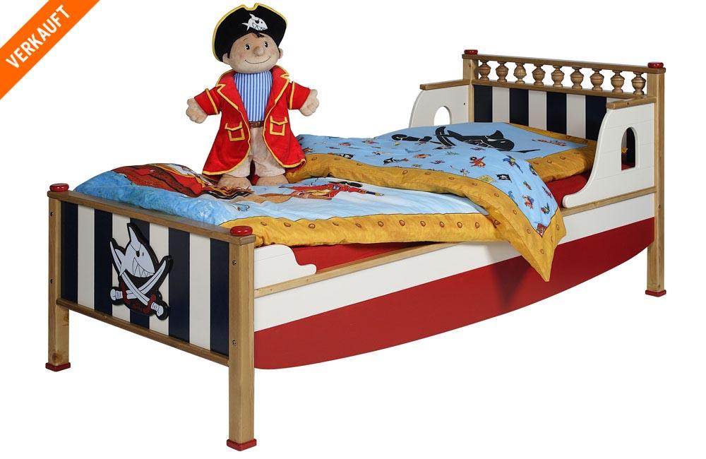 Kinderbett - Captain Sharky